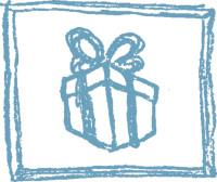 Schoente Verpackungen fuer maritime Geschenke von Trendklunker
