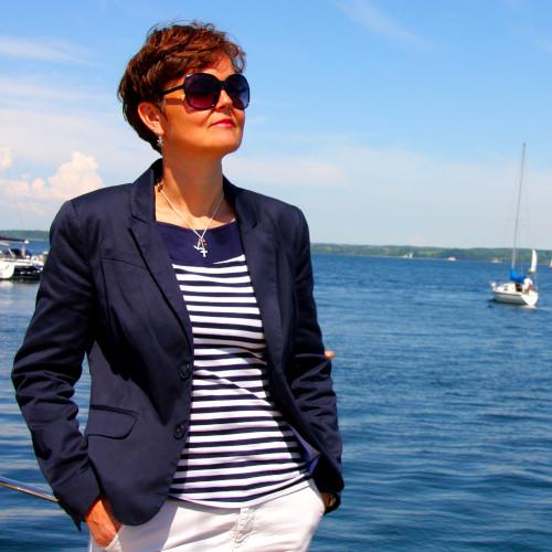 maritimer Schmuck fuer Frauen die den Norden lieben